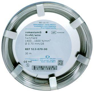 Remanium drôt tvrdý 0,8 mm