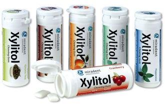 Miradent Xylitol Green Tea