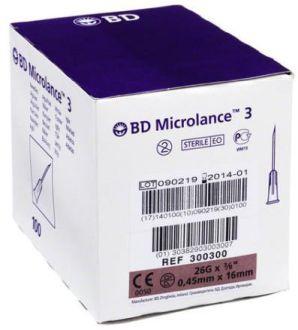 Ihly BD Microlance 0,45 x 16 mm
