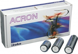 Acron 22 mm S Light Pink