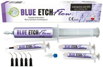 Blue Etch Flow