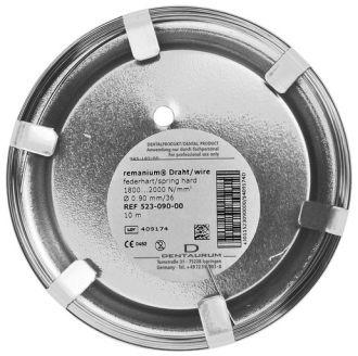 Remanium drôt pružnotvrdý 0,9 mm