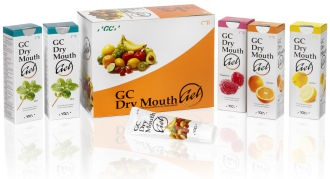Dry Mouth Gel Sortiment