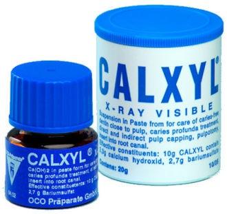 Calxyl blue