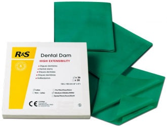 Dental Dam Medium R&S