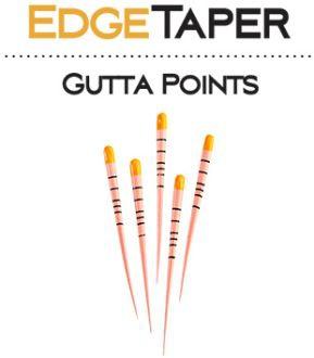 EdgeTaper Gutta Point F5
