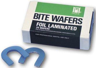 Blue Lamin Bite Wafers
