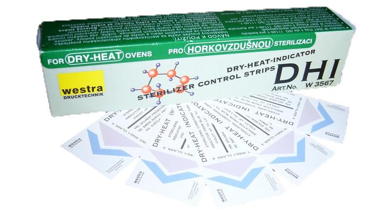 DHI Dry Heat Indicator