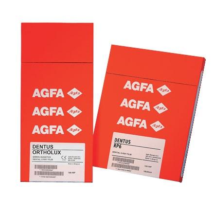 Agfa Dentus Ortholux 15 x 30 cm