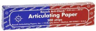 Bausch Arti-Check I-40 um modročervený