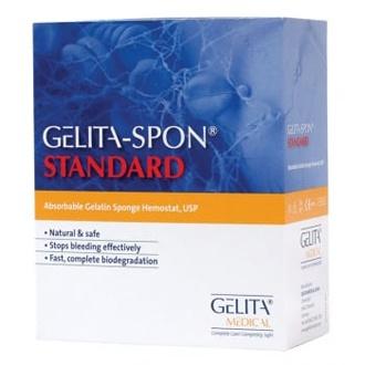 Gelitaspon Standard 10 x 10 x 10 mm