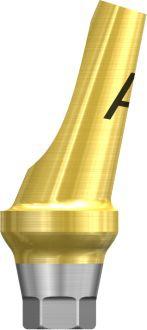 Angled Abutment Regular D 5,0 x GH 2,0 A-Hex