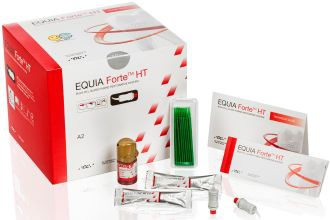 EQUIA Forte HT Clinic Pack A2