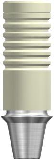 NP-Cast Abutment Regular Non-Hex D 4,5 x GH 1,0