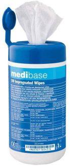 Dezinfekčné utierky Medibase dóza