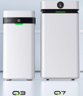 Plasma Air Purifier Q7