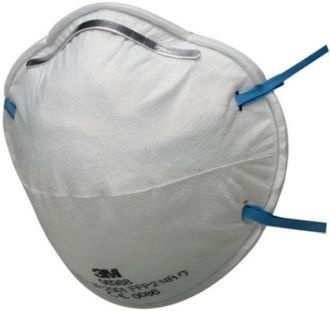 Maska 3M FFP2 – oslobodené od DPH