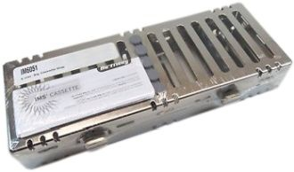 IMS Exam Cassette sivá