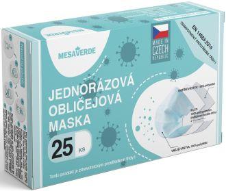 Masky Mesaverde s gumičkou