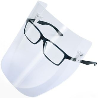 Visor Comfort Foils na okuliare