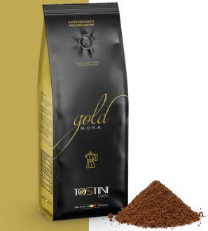 Tostini Gold mletá káva