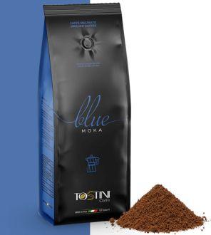 Tostini Blue mletá káva