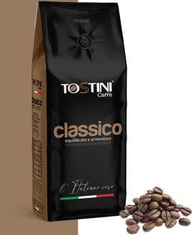 Tostini Classico zrnková káva