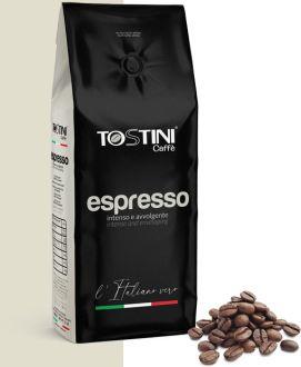 Tostini Espresso zrnková káva