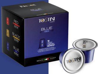 Tostini Blue kapsule (Nespresso)