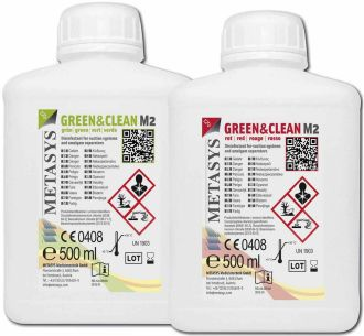 Green&Clean M2 červený