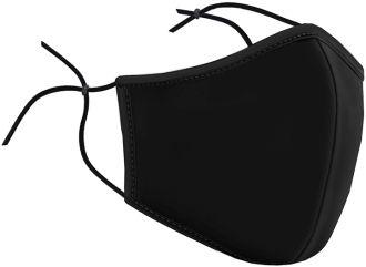 Ochranné masky bavlnené čierne