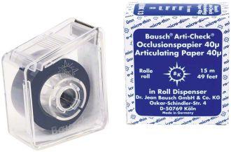 Bausch Arti-Check 40 um modrá rolka 16 mm