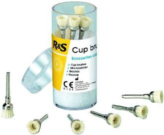 Cup Brushes Silk