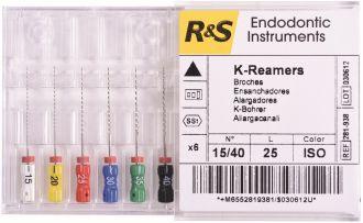 K-Reamer R&S 25 mm ISO 40