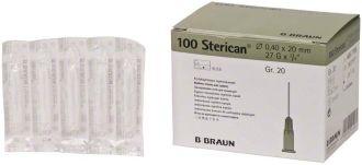 Ihly Braun Sterican sivé 0,4 x 20 mm