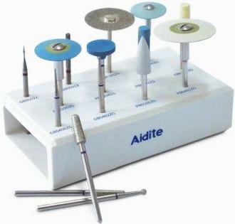 Aidite Dental Grinding and Polishing Set