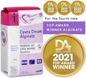 Cavex Cream Alginate