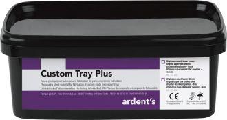 Custom Tray Plus ardent´s biele