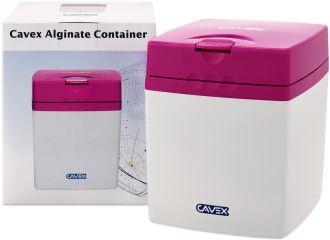 Cavex Alginate Container ružový